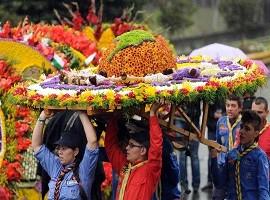 فستیوال های شگفت انگیز گل در دنیا