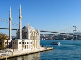 سفر به استانبول، بانوی زیبای پیر