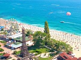 سفری ماجراجویانه به طلایی ترین سواحل بلغارستان (گلدن سندز)