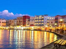 خانیا ، شهر بندری یونان با چهره ای ونیزی