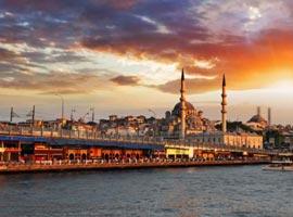 سفرنامه استانبول، تیر 95