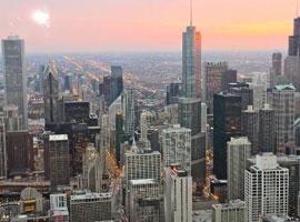 ویدیویی زیبا از شیکاگو