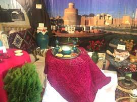 تصاویری از جشنواره سفره ایرانی فرهنگ گردشگری