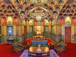 زیباترین هتل خاورمیانه ، هتل عباسی