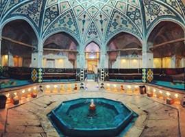 حمام سلطان امیر احمد، کاشان