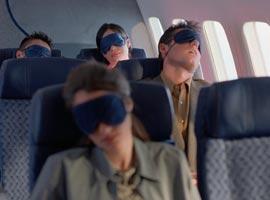11 دقیقه ای که باید در هواپیما بیدار باشید