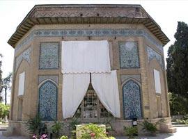 آشنایی با عمارت کلاه فرنگی شیراز