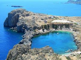 جزیره رودس ،یونان + تصاویر