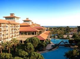 هتل آی سی گرین پالاس، آنتالیا