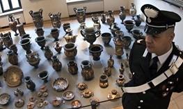 راه اندازی یک موزه خصوصی با آثار دزدی