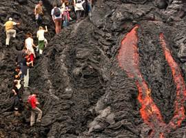 سفری ماجراجویانه به آتشفشان های فعال دنیا