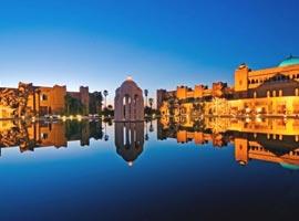 ویدیویی جالب از دیدنی های مراکش زیبا