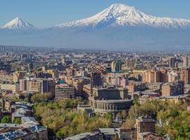 داستان سفر ما به ارمنستان