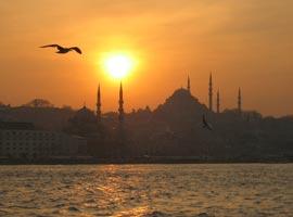 سفرنامه شهر زیبای استانبول