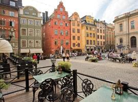ده جاذبه دیدنی در شهر استکهلم سوئد + تصاویر