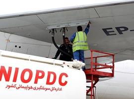 فروش بنزین به هواپیما بدون پرداخت پول ممنوع شد