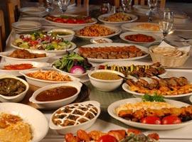 برگزاری جشنواره سفره ایرانی در اصفهان
