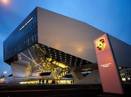 موزه پورشه، مکانی جذاب برای عاشقان خودرو