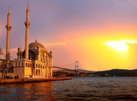 سفر به شهررنگ ها (سفرنامه استانبول)