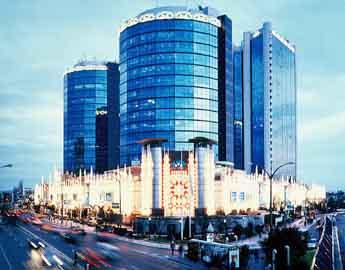 راهنمای جامع خرید در استانبول :  مرکز خرید آکمرکز Akmerkez