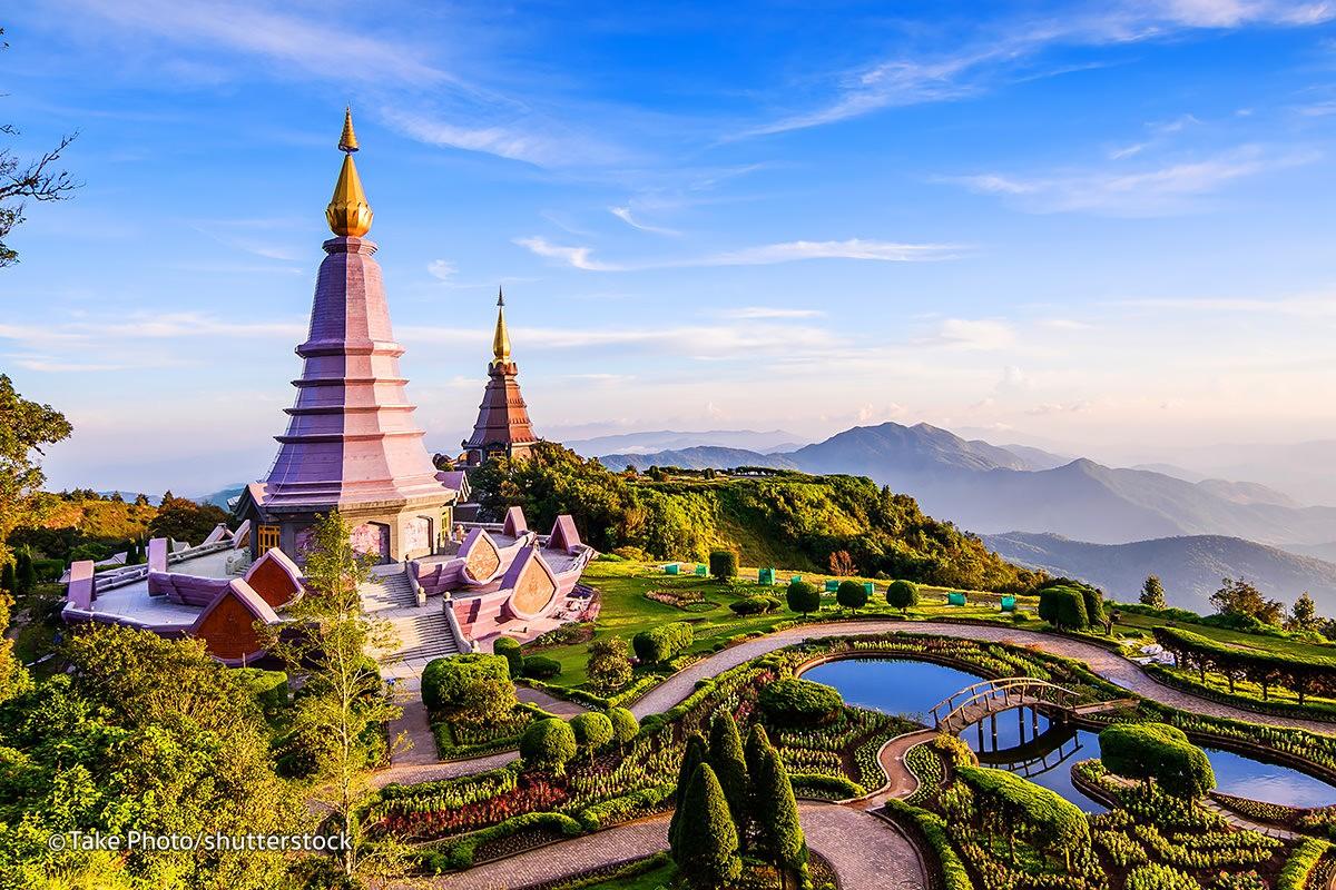 سفرنامه تایلند (چیانگ مای و بانکوک)
