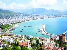 ویدئو : معرفی آلانیا، ترکیه