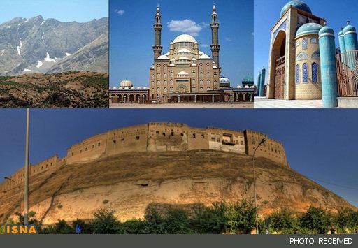 اربیل پایتخت گردشگری جهان عرب در سال 2014 شد