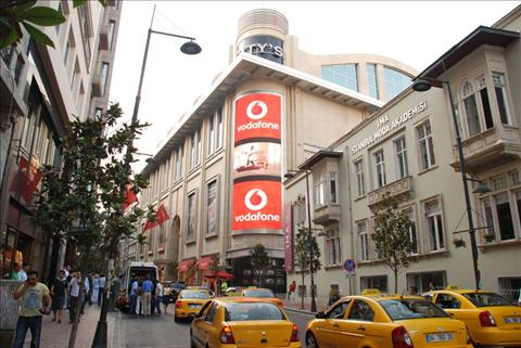 راهنمای جامع خرید در استانبول : مرکز خرید سیتیزNisantasi  City's 