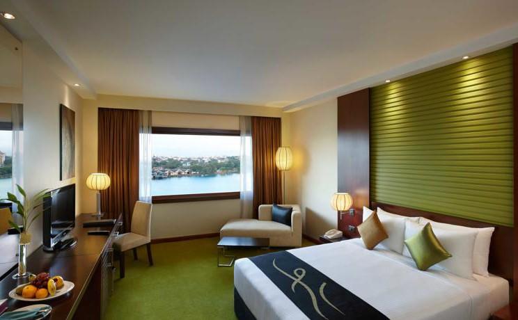 یک هتل خوب در کلمبو، Cinnamon Lakeside + تصاویر