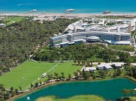 هتل کرنلیا دیاموند گلف، آنتالیا (Cornelia Diamond Golf)