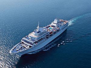 سفری به یاد ماندنی به جزایر یونان با کشتی کروز Aegean Odyssey