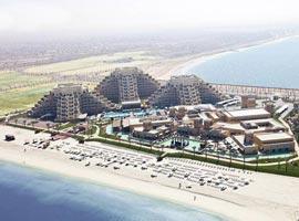 هتل رکسوس باب البحر، راس الخیمه، امارات
