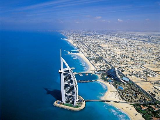سفر با حداقل هزینه به دبی