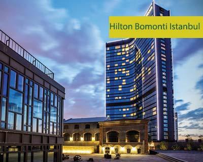 هتل تاپ هیلتون بومونتی، استانبول