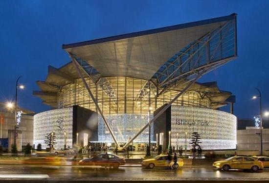 راهنمای جامع خرید در استانبول : مرکز خرید ایستینیه پارک