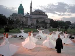 آشنایی با قونیه، بزرگداشت شیخ مولانا و مراسم  رقص سماع