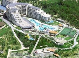 هتل سی لایت (SeaLight)، کوش آداسی