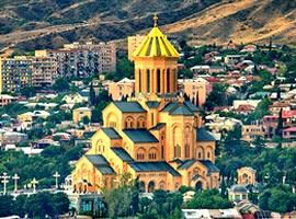 سفر به شهر زیبا و آرام تفلیس