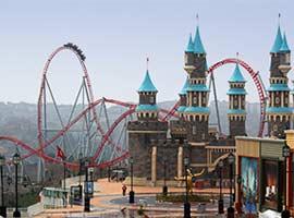 شهربازی و پارک تفریحی اسفانبول (ویالند سابق) در استانبول
